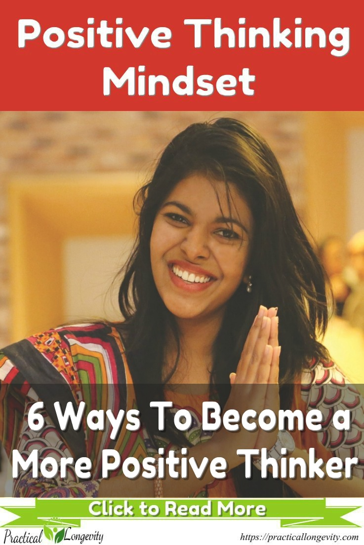 6 Ways To Become A More Positive Thinker People are often suggesting that we stay positive or look on the bright side, especially when things aren't going very well. Unfortunately, they never seem to have much advice on how to do this. Hopefully, these six methods will help to make you more positive so that you can reap all of the benefits.