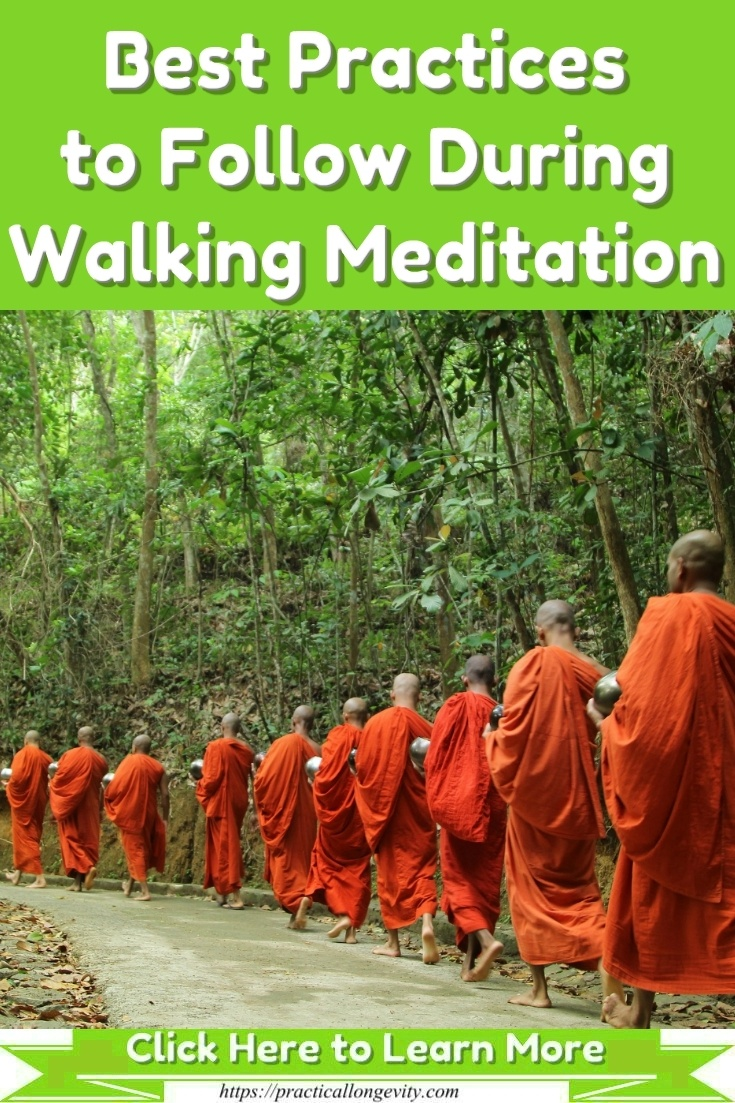 Walking can be an ideal entry point into meditation for those that struggle to focus whilst seated. This is because when we focus on walking it becomes more difficult for thoughts to wander. The mind has something to concentrate on in the physical movement of the body, which takes it away from things that might otherwise draw our attention.Giving the mind time to rest is crucial.