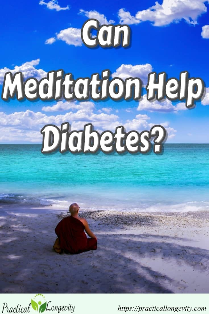 Research has shown that transcendental meditation is able to help diabetes, especially in the early stages. It helps reduce insulin resistance so that the cells take in blood sugar for food. Even if some damage has already been done to the pancreas, meditation can still exert an influence over the overall cellular processes that make up diabetes.