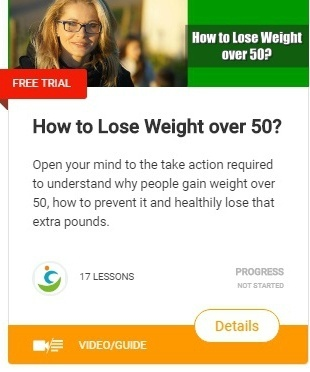 How to Lose Weight over 50