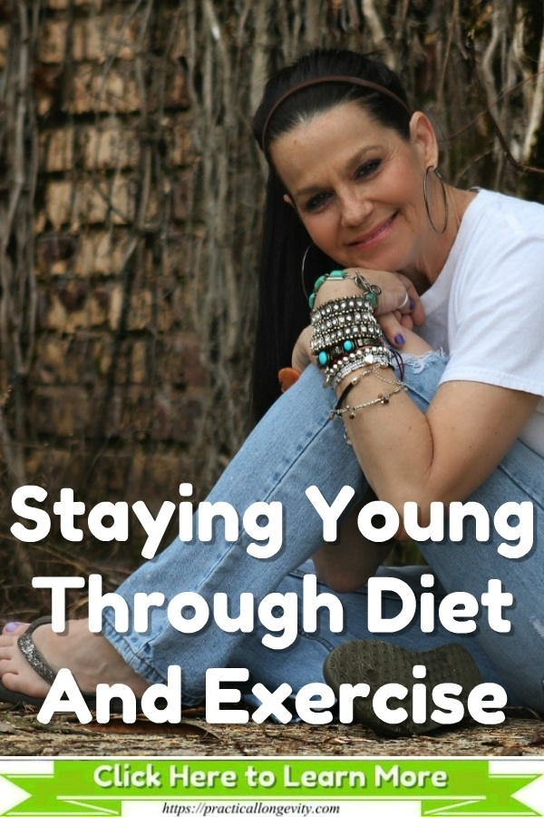 Staying Young Through Diet And Exercise