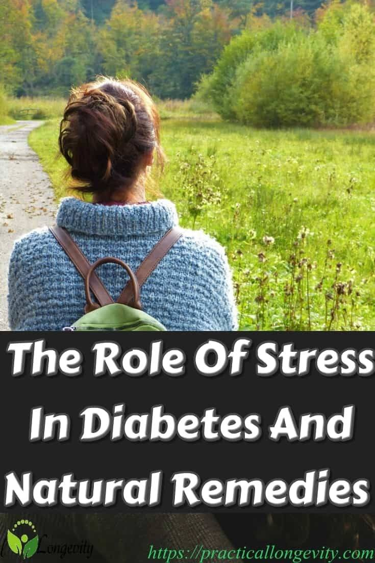 The #stress response releases #hormones which cue the body to release increased levels of glucose; the physical signals caused by the stress response indicate a need for quick energy--more sugar in the #bloodstream. #diabetes
