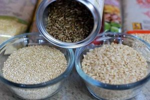 What Are Whole Foods & Eating Whole Foods for Healthy Weight Management; Healthy cooking tips for weight loss Health Benefits of Whole Grains: Nutrients, Vitamins & Fiber