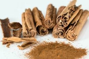 herbs used for healing cinnamon stick