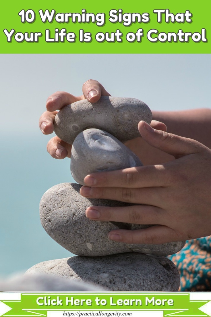 10 Signs Your Life Is out of Balance & How to Get It Back