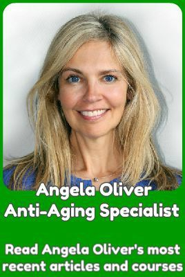 Angela Oliver - anti-aging specialist natural living, eco friendly and all natural lifestyle