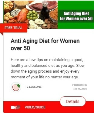 Anti Aging Diet for Women over 50Anti Aging Diet for Women over 50