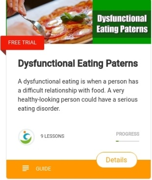 Dysfunctional Eating Paterns