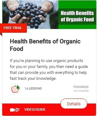 Health Benefits of Organic Food, good foods for weight loss