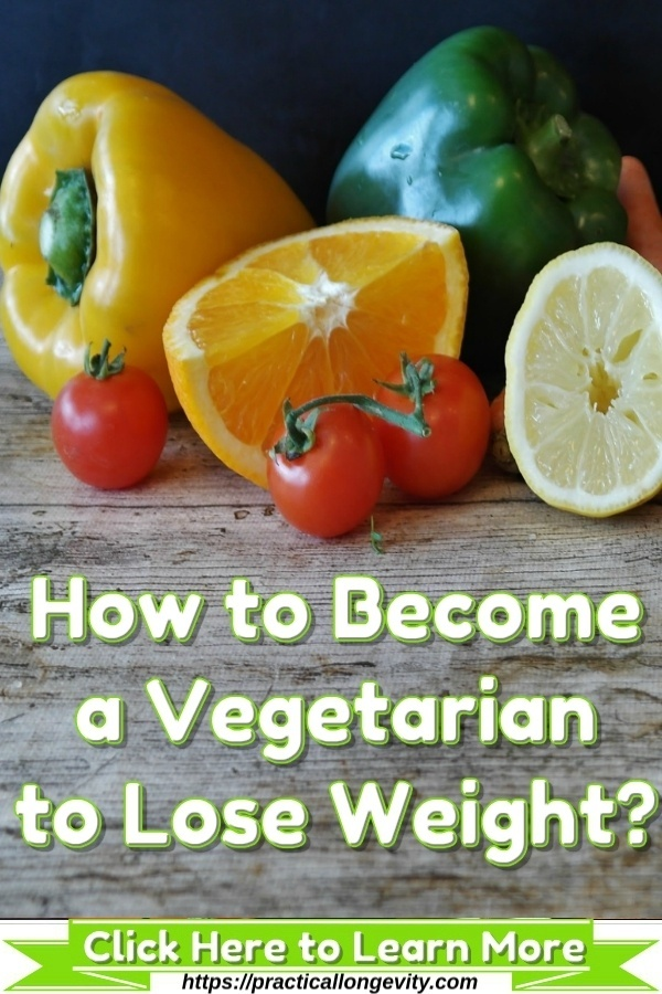 Becoming a Vegetarian - Step by Step for Beginners