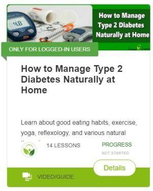 How to manage Type 2 diabetes naturally at home