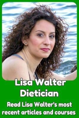 Lisa Walter dietician - food and nutrition specialist