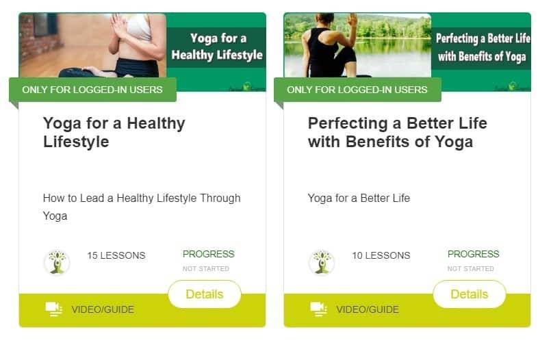 health benefits of yoga free course what does yoga do for your body
