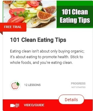 101 clean eating tips. Every step you take towards clean eating will bring you closer to a healthier way of living.