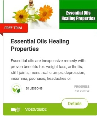 Essential oils healing properties. How to relieve anxiety with essential oils