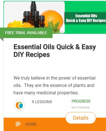 Essential Oils Quick & Easy DIY Recipes