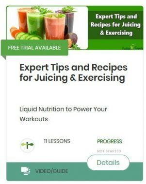 Expert Tips and Recipes for juicing and Exercising