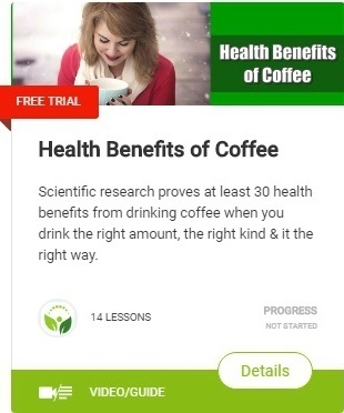 Over 30 health benefits of coffee