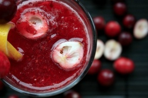 Pure Fresh Squeezed Cranberry Juice