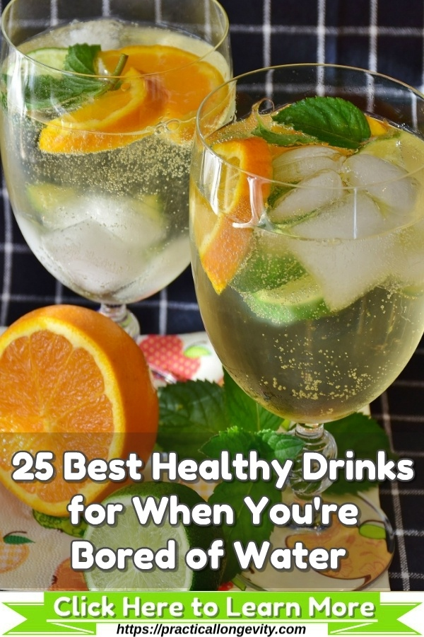 Top 25 Healthy Drinks [Other Than Water] in the World