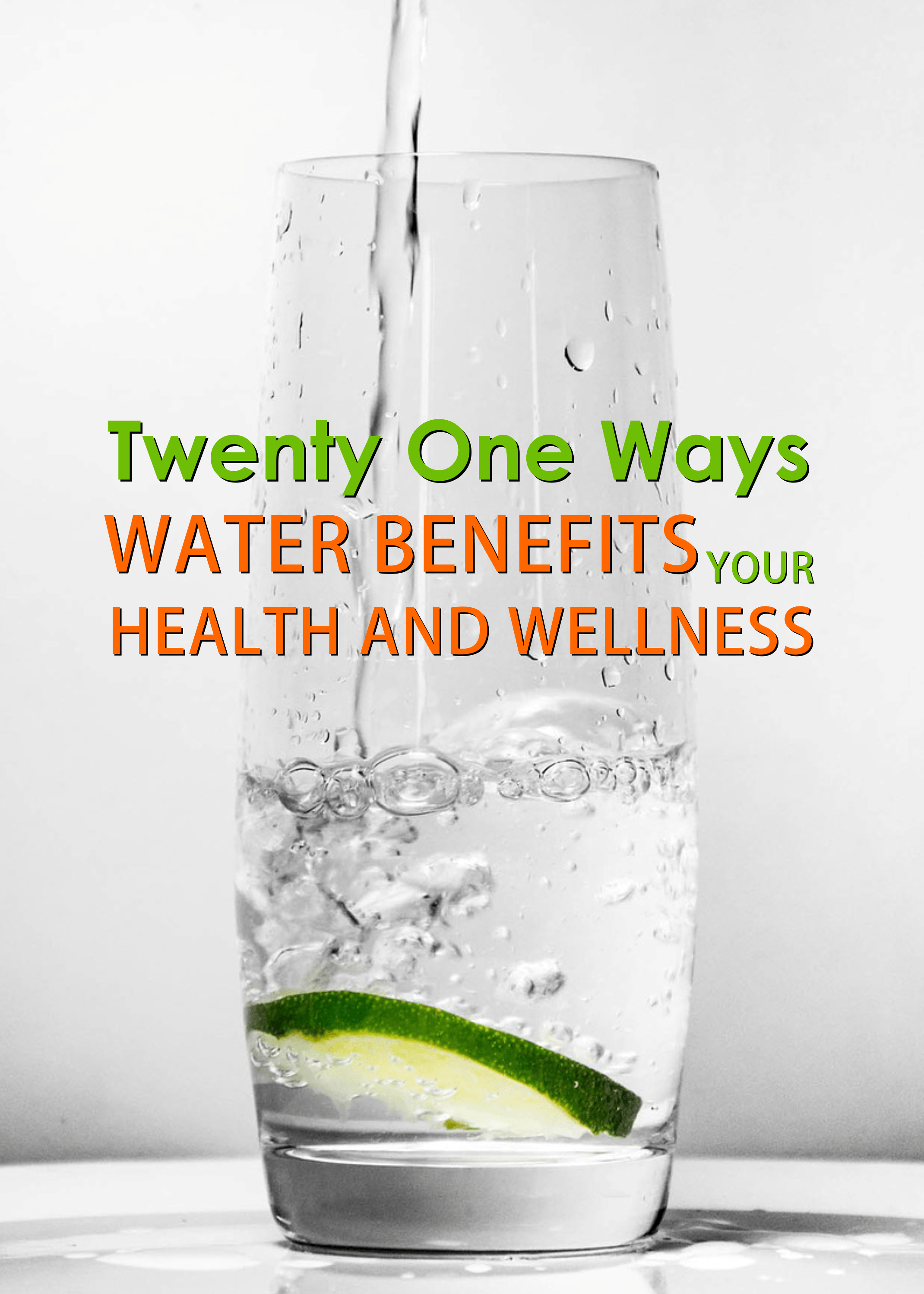 The benefits of water can do wonders for your health and mind. Subsequently, you'll notice that all aspects of your life are enhanced. You can become more productive and get more work done by remaining increasingly focused. Start drinking more water to live a happier, healthier, and lengthier life.