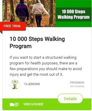 10 000 Steps Walking Program- Health Benefits of Starting 10 000 Steps Walking Program
