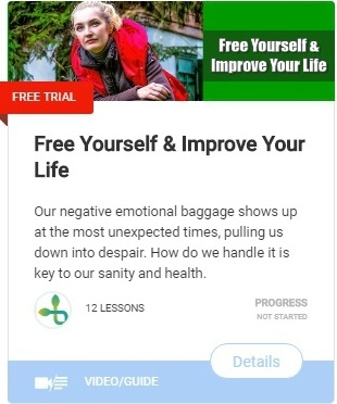 Free Yourself & Improve Your Life If you are unhappy, maybe all you need are a few simple changes to your life.