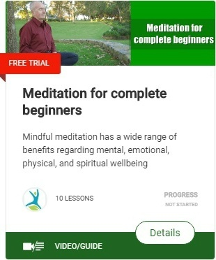 Time for Yourself, Mindful meditation has a wide range of benefits regarding mental, emotional, physical, and spiritual wellbeing