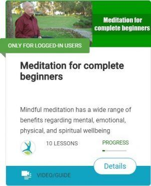Mindful meditation has a wide range of benefits regarding mental, emotional, physical, and spiritual wellbeing