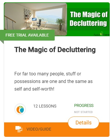the magic of declatering