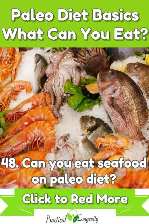 53 Tips for caveman diet -48. Can you eat seafood?