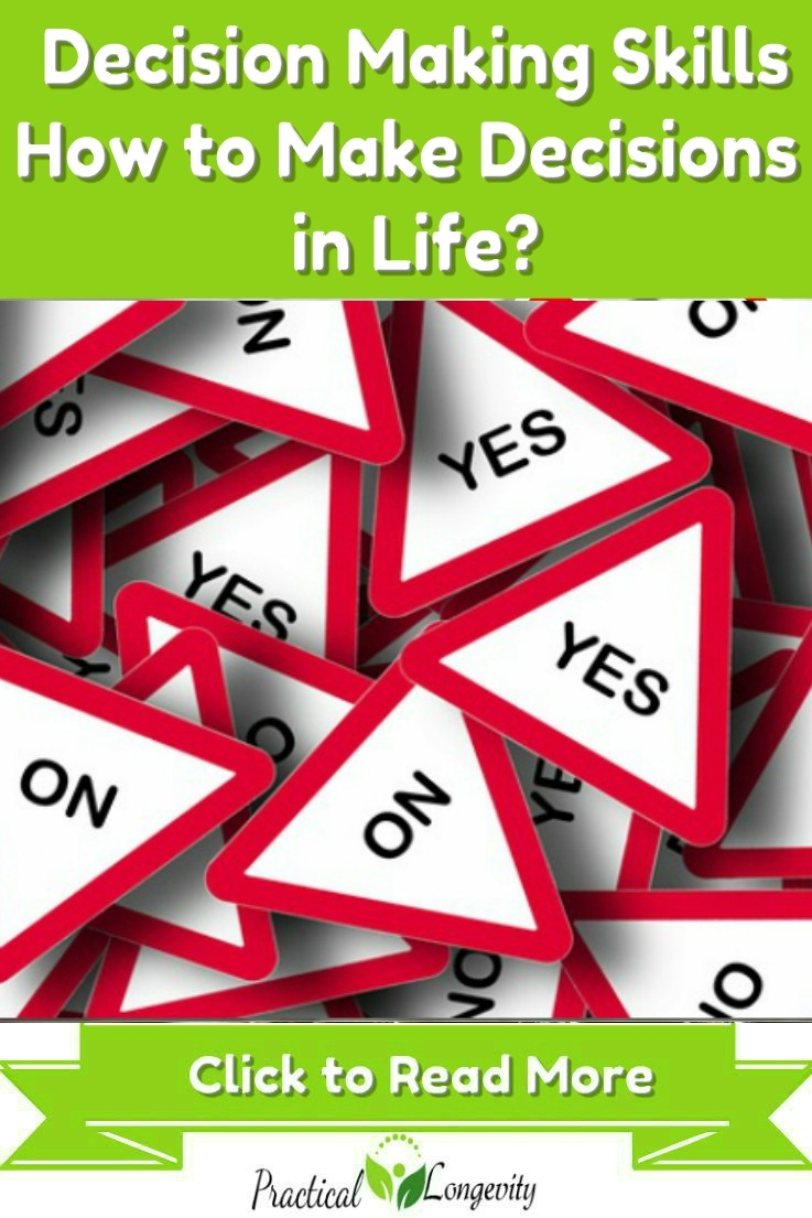 Decision Making Skills How to Make Decisions in Life