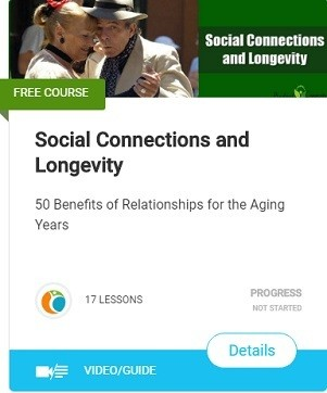Social Connections and Longevity