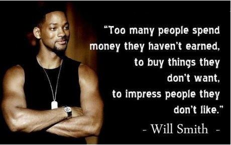 Stop Trying to Impress Others-will smith
