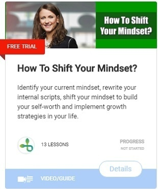 How to shift your mindset 12 Tips To Stop making excuses - build your self-worth by rewriting your internal scripts?