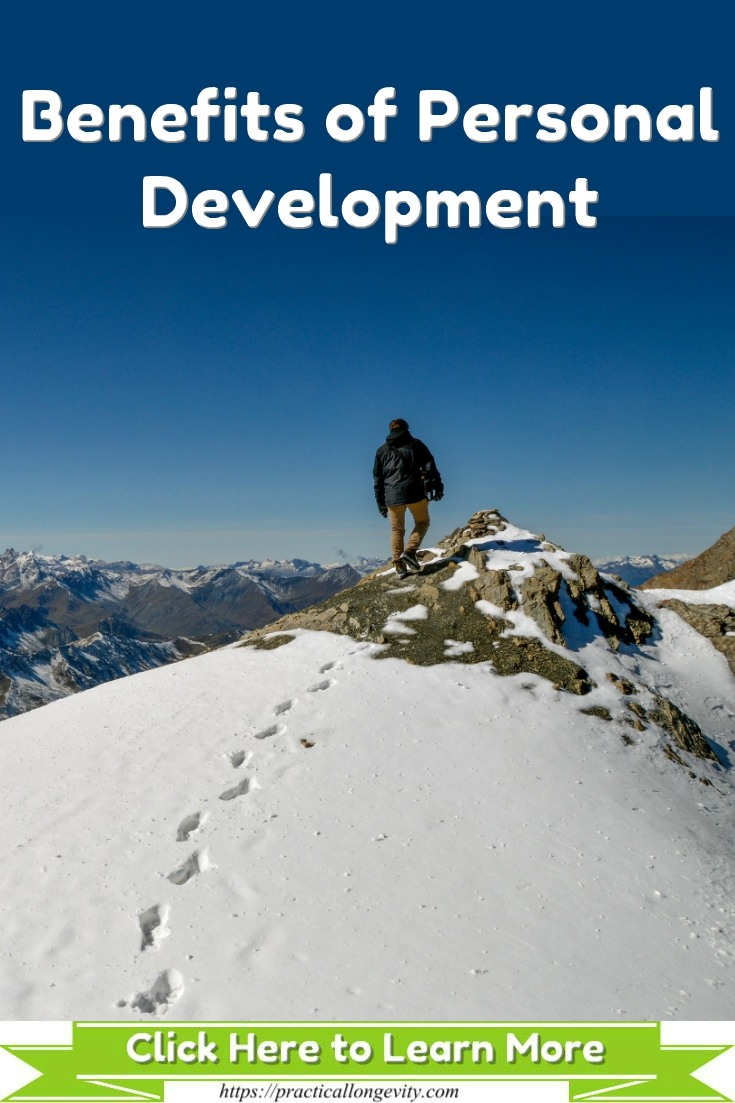 Personal development is a natural part of life. It's the result of our growth and maturation. It's an essential step on the road to success and helps to keep us progressing as we move through life. We'll provide you with some of the many  benefits you can receive from personal development to help motivate you through those particularly tough times along the journey.