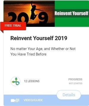 Reinvent Yourself 2019