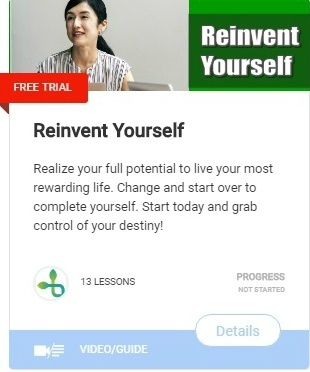 Reinvent Yourself 2019 - No matter Your Age, and Whether or Not You Have Tried Before, Time for Yourself