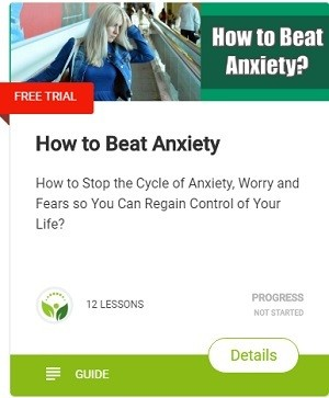 How to Stop the Cycle of Anxiety, Worry and Fears so You Can Regain Control of Your Life?