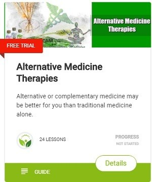 Alternative or complementary medicine may be better for you than traditional medicine alone.
