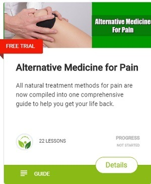 All natural treatment methods for pain are now compiled into one comprehensive guide to help you get your life back.