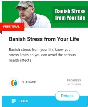 Banish Stress from Your Life- Banish stress from your life, know your stress limits so you can avoid the serious health effects