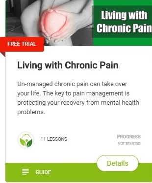 Living with chronic pain does not mean that you need to suffer all of the time.