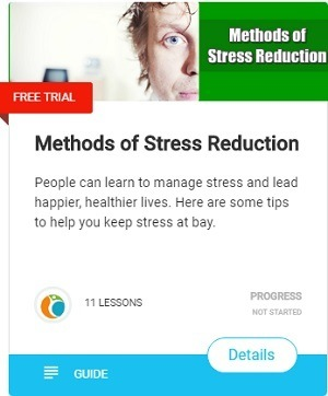 People can learn to manage stress and lead happier, healthier lives. Here are some tips to help you keep stress at bay.