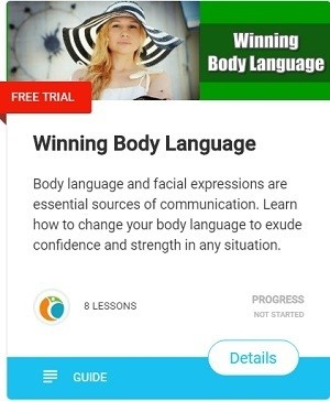 Our best tips for changing your body language to exude confidence and strength in any situation