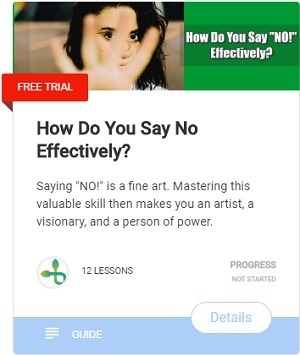 how to politely say no and reclaim your power