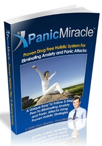 learn how to free yourself from any future panic attacks and anxiety permanently, preventing their recurrence usually in less than 8 weeks.