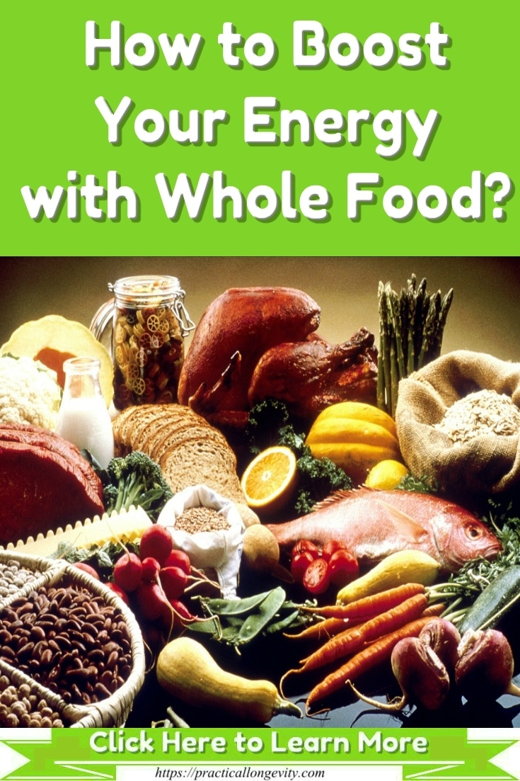 How to Boost Your Energy with Whole Food?