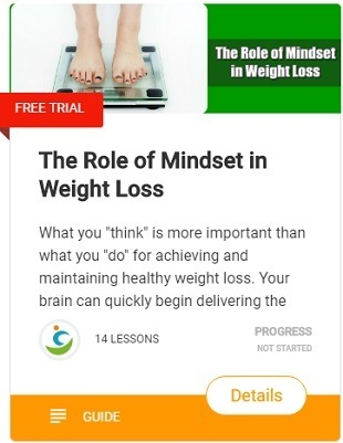 The Role of Mindset in Weight Loss- your New Year's Resolution Idea for 2020