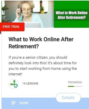 What to Work Online After Retirement?